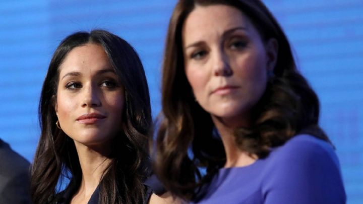 Es imperdonable y hoy sale a la luz: la gran traición de Kate Middleton a Meghan Markle